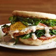2 Eggs Sandwich